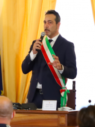Roberto Ascani - Sindaco - Castelfidardo